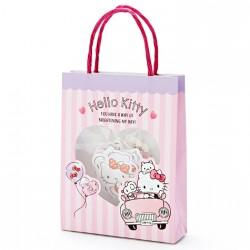 Saco Stickers Shopping Bag Hello Kitty