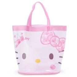 Bolso Mano Hello Kitty Cherries