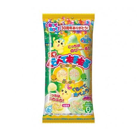 Popin' Cookin' DIY Kit Kurabete Pineapple & Melon