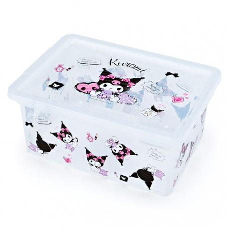 Kuromi Cheeky But Charming Storage Box
