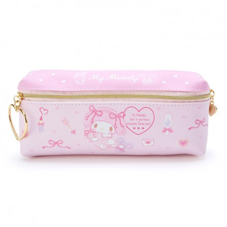 My Melody Tenderness 2-Pocket Pen Pouch