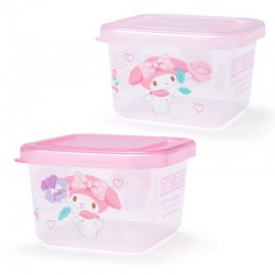 My Melody Moments Mini Snack Boxes Set