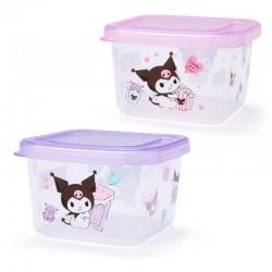 Mini Set Caixas Snacks Kuromi Style