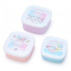 Little Twin Stars Magical World Snack Boxes Set