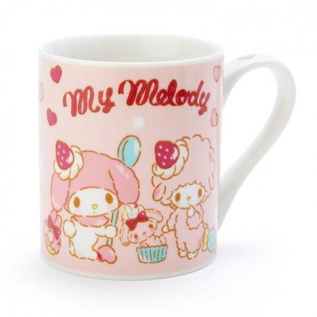 My Melody & Piano Sweet Tenderness Mug