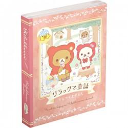 Libro Bloc Notas Rilakkuma Fairy Tales Red Riding Hood