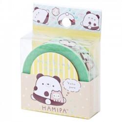 Hamipa Panda Washi Tape