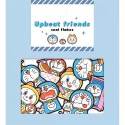 Doraemon Upbeat Friends Stickers Sack