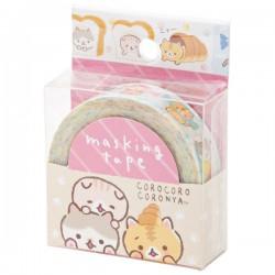 Corocoro Coronya Bakery Washi Tape