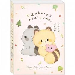 Bloc Notas Kokoro Araiguma Hugs