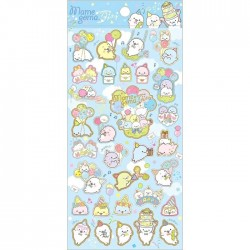 Mamegoma Party Balloons Stickers