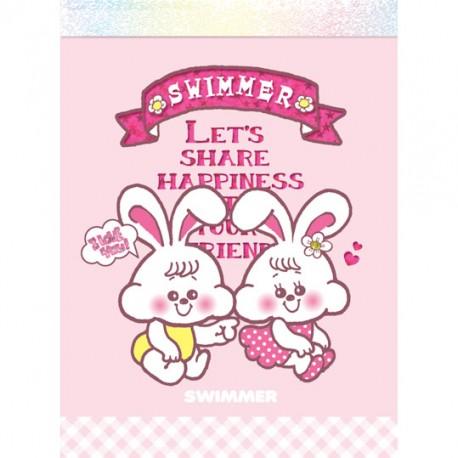 Share Happiness Mini Memo Pad