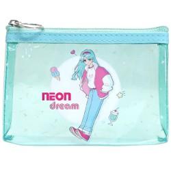 Neon Dream Girl Pouch