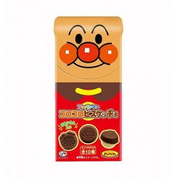 Anpanman Biscuits Chocolate