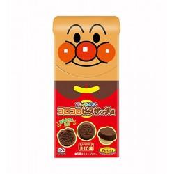 Biscoitos Anpanman Chocolate