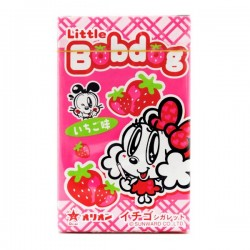 Little Bobdog Candy Sticks Strawberry
