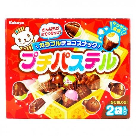 Chocolates Petit Pastel