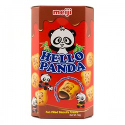 Biscoitos Hello Panda Chocolate