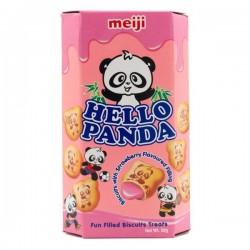 Hello Panda Biscuits Strawberry