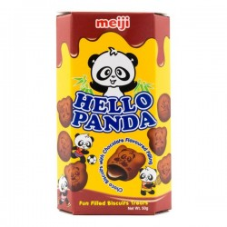 Hello Panda Biscuits Double Chocolate