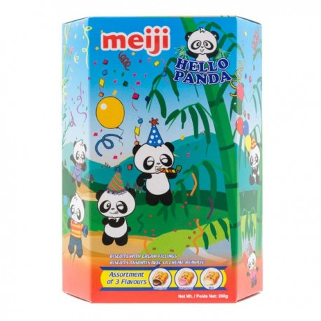 Hello Panda Biscuits Family Pack