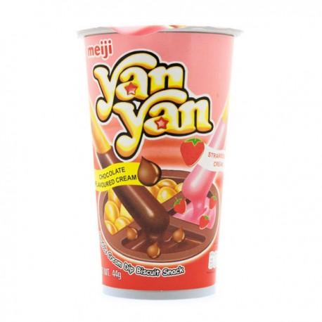 Yan Yan Biscuit Sticks Double Cream Dip