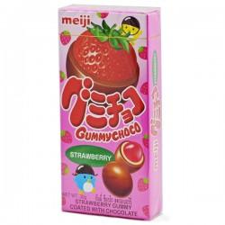 Gomas Gummy Choco Morango