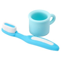 Set Gomas Cepillo Dental