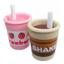 Milkshake Erasers Set