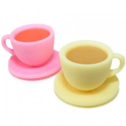 Cup Erasers Set