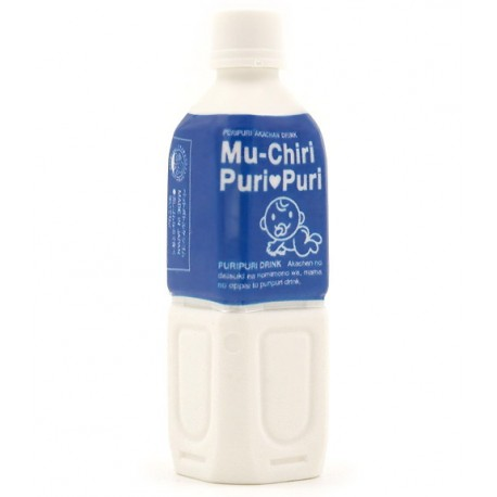 Mu-Chiri Bottle Eraser