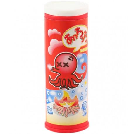 Snacks Tube Eraser