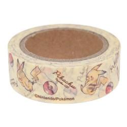 Washi Tape Pikachu