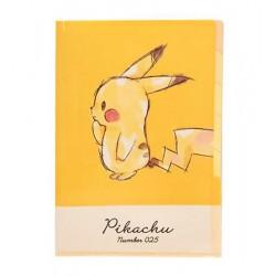 Carpeta Clasificadora Index Pikachu