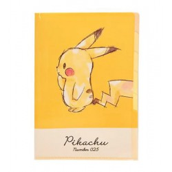 Pikachu Index File Folder