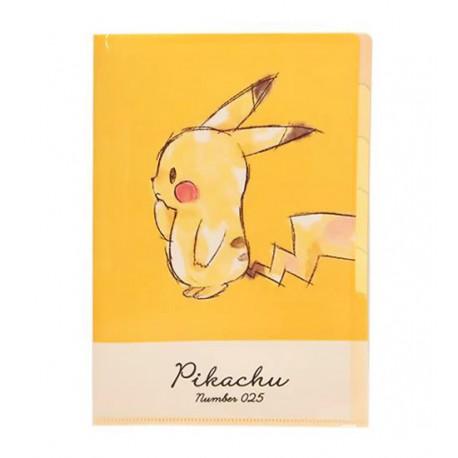 Pikachu Index File Folder