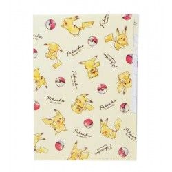Pokémon Index File Folder