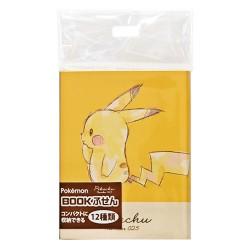 Livro Post-Its Pikachu