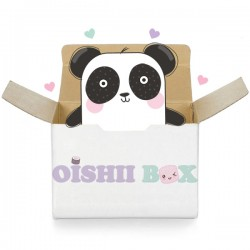 Kawaii Panda Oishii Box