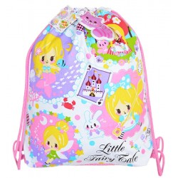 Little Fairy Tale Drawstring Bag