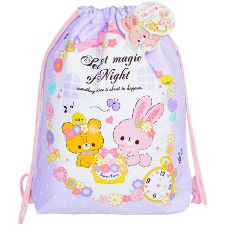 Secret Magic of Night Drawstring Bag
