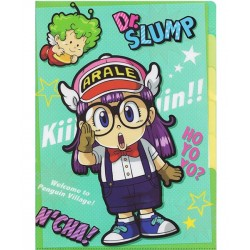 Dr. Slump Index File Folder