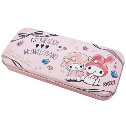 My Melody & Piano Tin Case