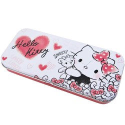 Estojo Lata Hello Kitty Sweet