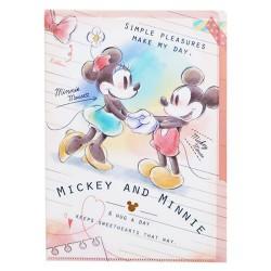 Carpeta Clasificadora Index Mickey & Minnie