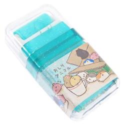 Oshiri Animals Roller Eraser