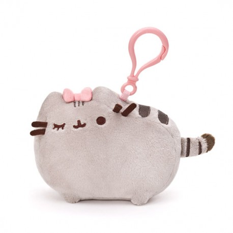 Pusheen Backpack Clip Pretty