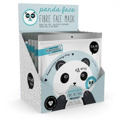 Panda Face Facial Mask