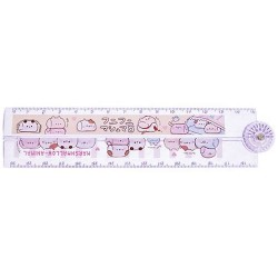 Marshmallow Animals Foldable Ruler