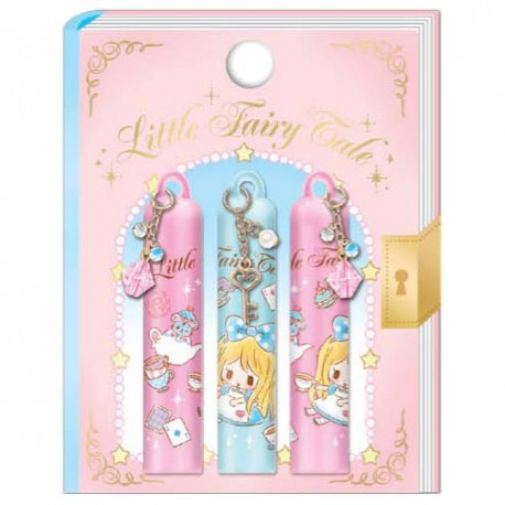 Little Fairy Tale Key Pencil Caps